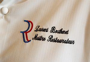 logo Laurent Bouthenet Maître Restaurateur