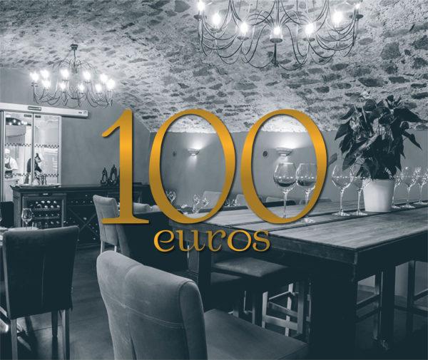 CHEQUE CADEAU 100euros