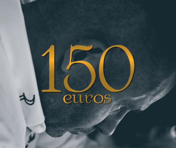 CHEQUE CADEAU 150euros