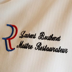 maitre restaurateur laurent bouthenet menu 3 services