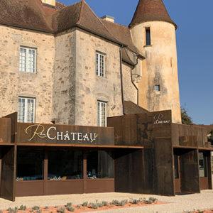 restaurant du chateau menu 3 services